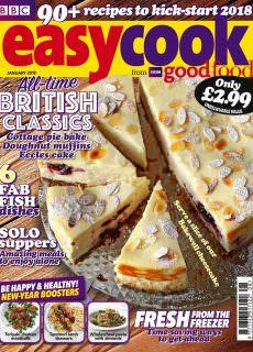 BBC Easy Cook UK — January 2018