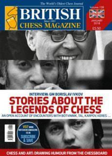 British Chess Magazine — January 2018