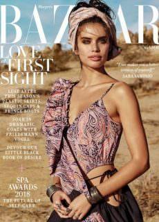 Harper's Bazaar Singapore – 01.02.2018