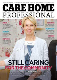 Care Home Professional – January 2018