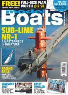 Model Boats — February 2018