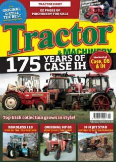Tractor & Machinery — February 2018