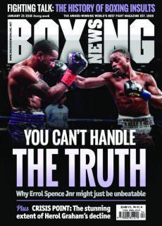 Boxing News — January 25, 2018