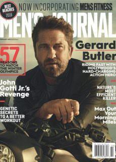 Men's Journal — February 2018