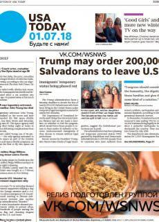 USA Today – 07.01.2018
