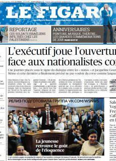 Le Figaro – 06.01.2018 – 07.01.2018
