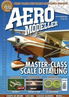 Aeromodeller — February 2018