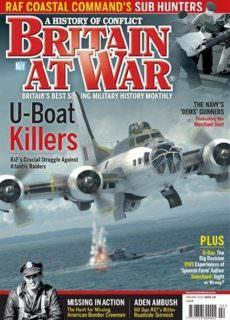 Britain at War Magazine — Issue 130 ( February 2018)