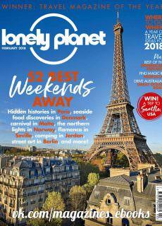 Lonely Planet Traveller UK – February 2018