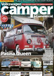 Volkswagen Camper & Commercial — January 2018
