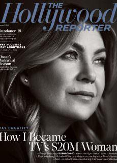 The Hollywood Reporter – January 17, 2018