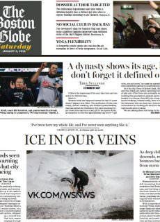 The Boston Globe – 06.01.2018