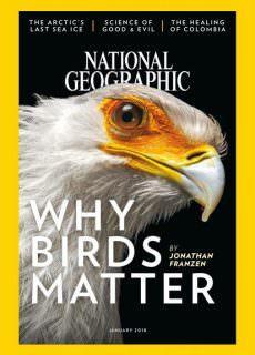 National Geographic USA — January 2018