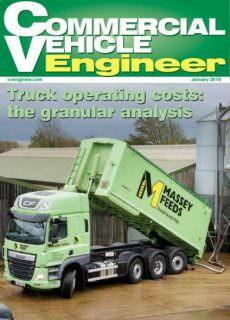 Commercial Vehicle Engineer – January 2018