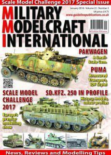 Military Modelcraft International — January 2018