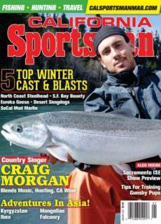 California Sportsman — January 2018