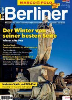 Marco Polo Berliner — Januar-Februar 2018