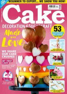 Cake Decoration & Sugarcraft — February 2018
