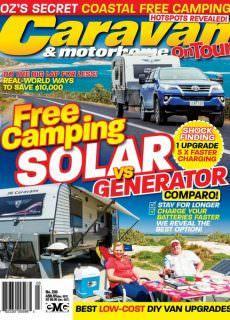 Caravan and Motorhome On Tour — December 2017