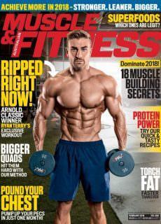 Muscle & Fitness Australia — February 2018