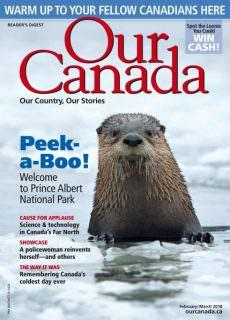 Our Canada — January 05, 2018