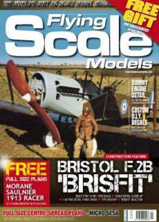 Flying Scale Models — January 2018