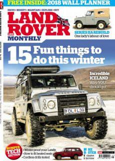 Land Rover Monthly — Winter 2018