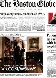 The Boston Globe – 10.01.2018