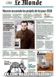 Le Monde – 05.01.2018