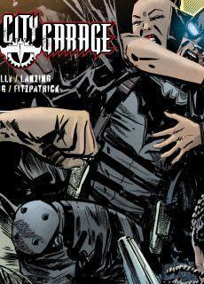 Gotham City Garage 013 (2017)