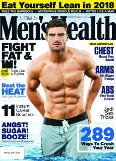 Men's Health Australia — February 2018
