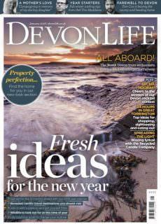 Devon Life — January 2018