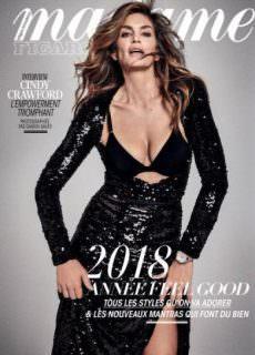 Madame Figaro – 29 Décembre 2017
