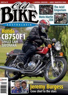 Old Bike Australasia — January 09, 2018