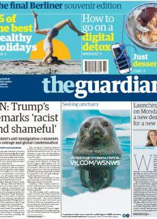 The Guardian – 13.01.2018