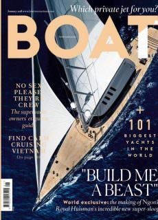 Boat International — January 2018