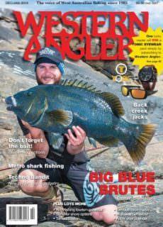 Western Angler — December 2017 — January 2018