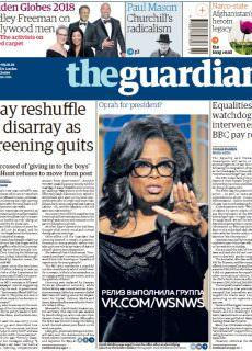 The Guardian – 09.01.2018