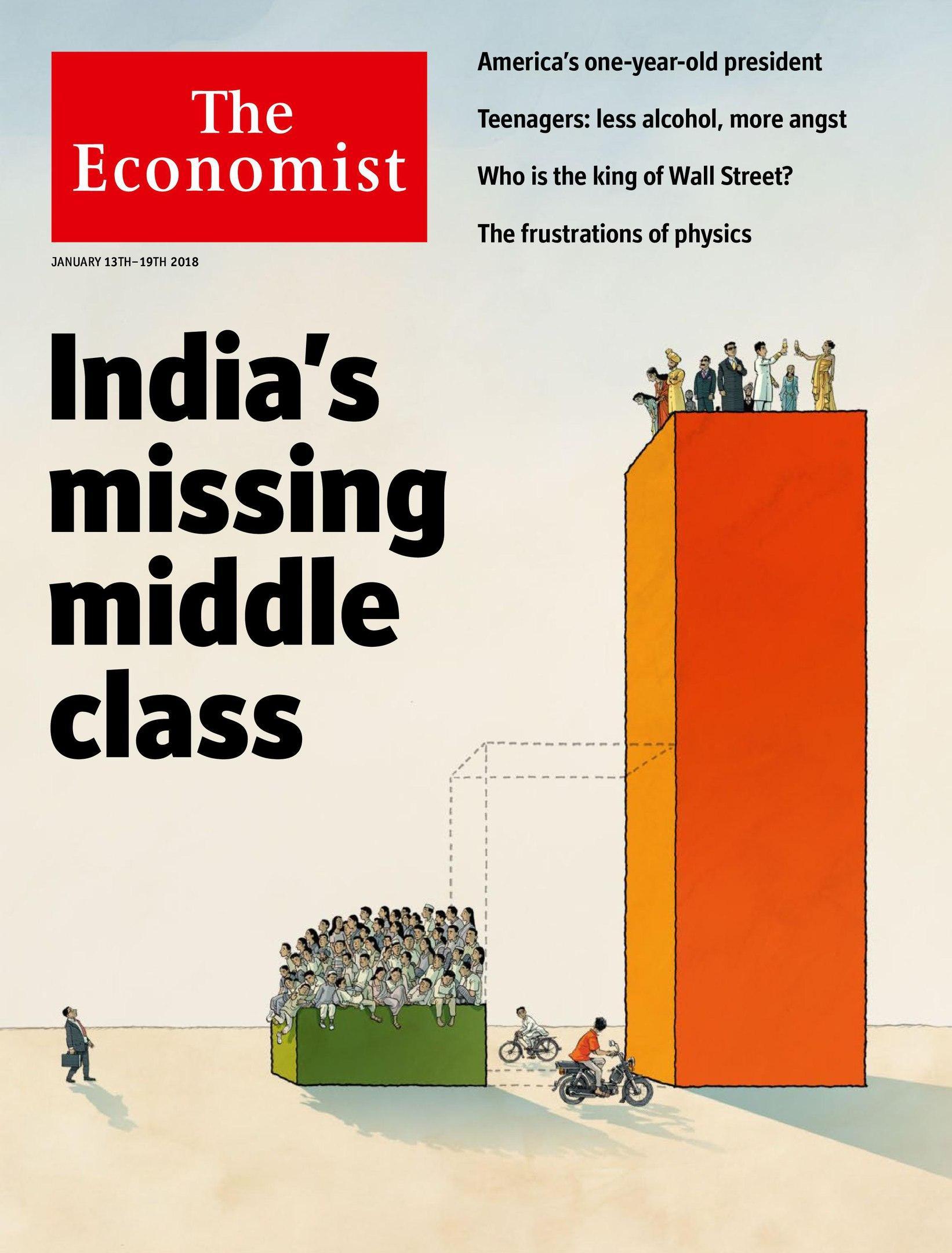 the economist 2018