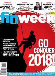 Finweek English Edition — January 11, 2018