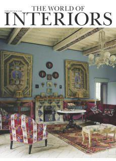 The World of Interiors — February 2018
