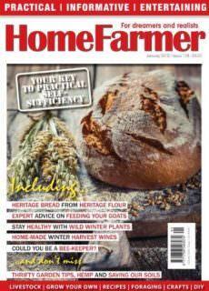 Home Farmer Magazine — January 2018