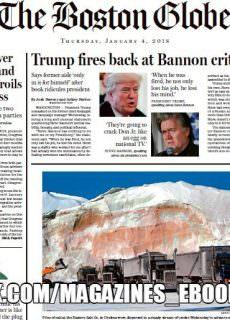The Boston Globe – 04.01.2018