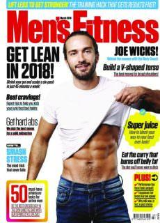 Men's Fitness UK — March 2018