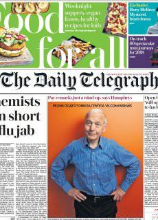 The Daily Telegraph – 13.01.2018