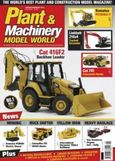 Plant & Machinery Model World — January-February 2018