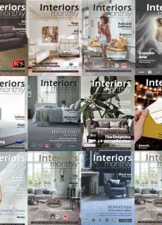 Interiors Monthly – Full Year 2017 Collection – 01