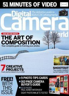 Digital Camera World — February 2018