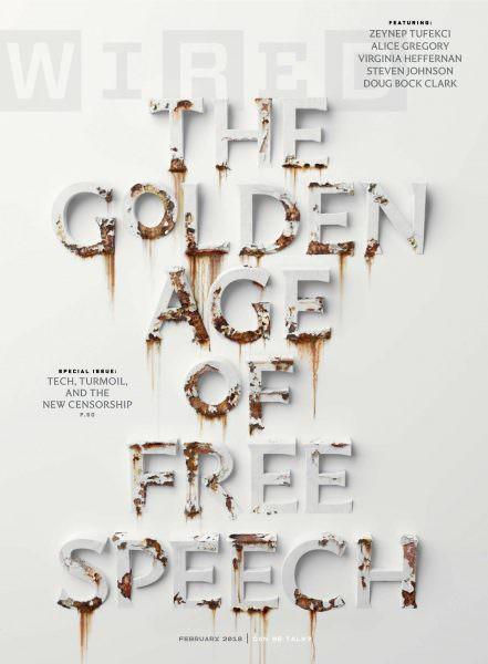 Download Wired USA — February 2018 PDF magazine free!