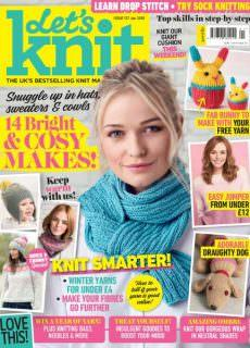 Let's Knit – January 2018